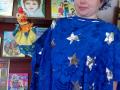 Агафонова Елена (Бабаево), В образе  Звездочета из сказки А.С.Пушкина «Сказка о   золотом петушке»