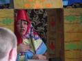 Пакляшова Валентина (Бабаево), в образе сказительницы русских народных сказок»