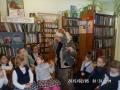 """Елена Замотаева (Грязовецкий район), Минькинская библиотека. """"Баба-Яга"""""""