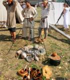 21. В лагере викингов.