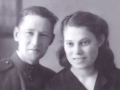 Ульянов Ростислав Михайлович (1910 - 1991) и Уланова (Керженцева) Антонина Михайловна (1923 - 1972).
