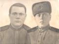 Братья. Головачевы Иван Иванович (1922) и Павел Иванович (1925).