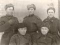 Ломковский Василий Васильевич с боевыми товарищами