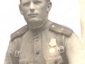 Абатуров Михаил Алексеевич, лейтенант, фото 1941
