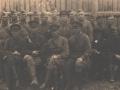 Комичев Михаил Федорович - в первом ряду второй слева