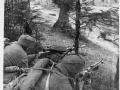 «Разведчики 168 стрелкового полка. В свободную минуту».