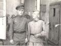 Соколов Игорь Николаевич (1924-1977), минометчик, с боевым товарищем