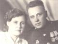 Баженов Иван Владимирович с женой Баженовой Верой Ивановной