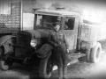 Дубинин Михаил Александрович на «своей» машине прошел путь от «Дороги жизни» до Берлина.