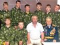 Военно-патриотические сборы «Неделя в армии». Автор: Наталья Шемякина.