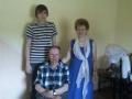 «Три поколения» Автор: Глембоцкий Алексей (Беларусь, Гродно).