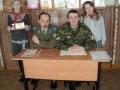 В гостях у нас солдаты 80-х и 2000-х. Автор: Иванов Роман (Вашкинский район)