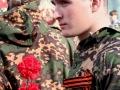 «Сопричастность». Автор: Панфилова Анастасия (Омск). 9 мая в Омске.