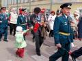 «Мы гордимся победой, мы благодарны вам, ветераны». Автор: Подшивалов Валерий (Вологда). 9 мая 2014 г.