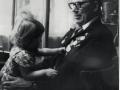 «Мой дедушка Чекмарев Борис Константинович – участник, ветеран ВОВ, 1976 г.  Автор: Подшивалова Яна (Вологда).