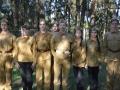 Команда юнармейцев школы № 17 г. Вологды. Автор: Сорокина Светлана (Вологда).
