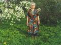 Моя бабушка Маркова Вера Ивановна – труженица тыла. Автор: Богданова Виктория (Вашкинский район).