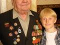 «Мой прадедушка – мой герой». Автор: Душко Артем (Вологодский район)