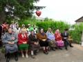 Митинг около памятника ВОВ, 9 Мая 2014г., ветераны тыла. Автор: Иванова Раиса.