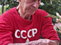 «Мир в натруженных руках». Курзенева Анастасия (Сокол).