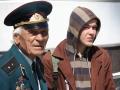«Внук». Автор: Панфилова Анастасия (Омск). 9 мая в Омске.