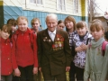 «Встреча с ветераном войны». Автор: Паутов Антон (Кичменгский Городок).