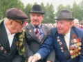 «Ветераны вспоминают минувшие дни». Автор: Рябева Татьяна (Кичменский городок).