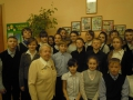 Наталья Валерьяновна Чуева в гостях у 7б класса школы № 3 Сокола. Автор: Смелкова Карина