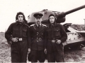 «Три танкиста». Автор: Лебедева Наталья (Вологда).