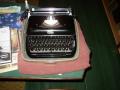 Пишущая машинка, на которой работал Владимир Федорович