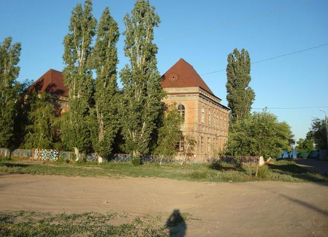 ул. Гоголя, г. Камышин Волгоградской области