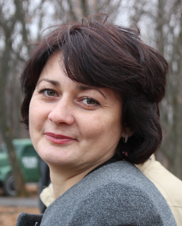 Марина Парамонова